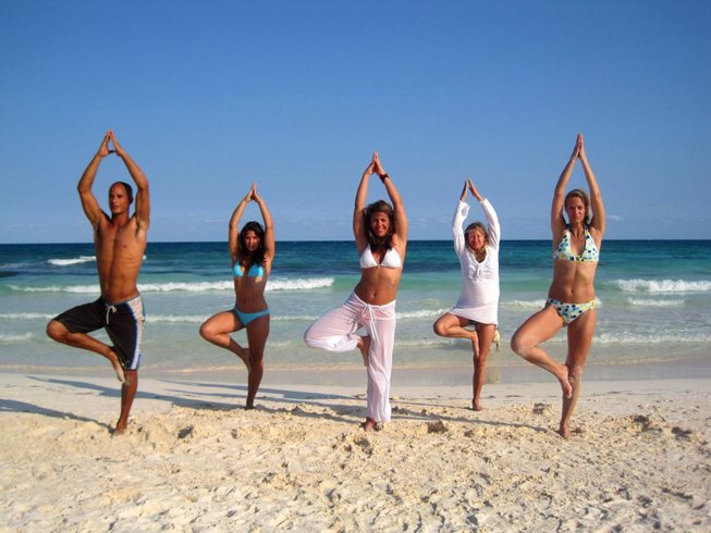 Featured Image For 14 Day Fitness And Hot Yoga Summer 2017 Retreat By The Beach